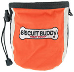 The Biscuit Buddy Clip-on Treat Pouch